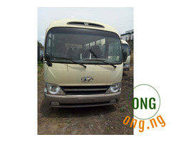 HYUNDAI 28-SEATER COUNTY BUS FOR GRABS