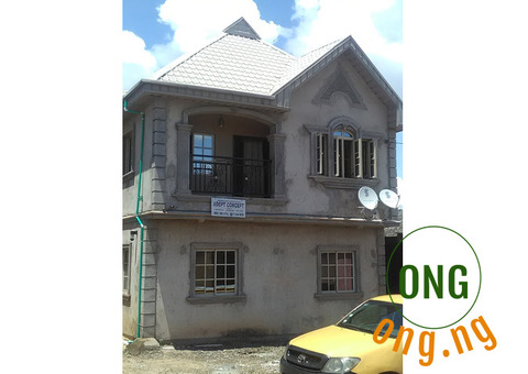 2 Bedroom Flat, Toilet/Bath Ensuit + A Visitor's Toilet/Bath