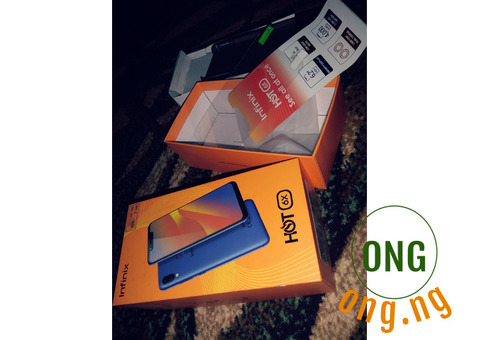 Infinix Hot6X 3GB, 32GB