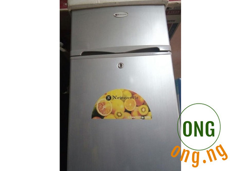 Newcastle Double Door Refrigerator wit Effective Cooling Sys