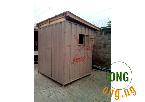 READY MADE CONTAINER FOR SALE IN YABA