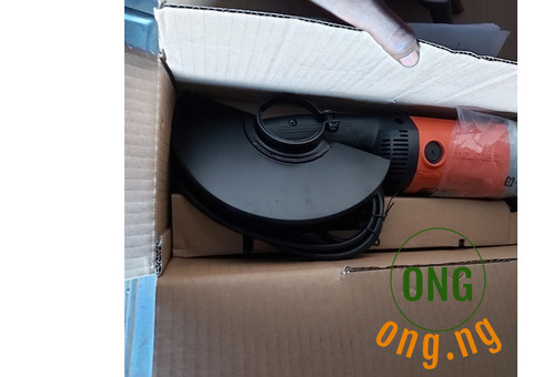 New ANGLE GRINDER 230MM