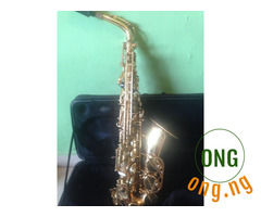 Clean Alto Sax for sale