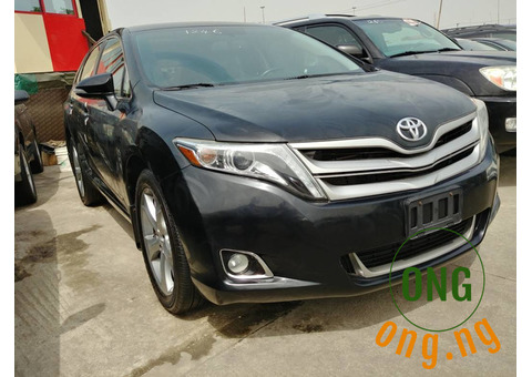 Limited edition 2014 Toyota venza