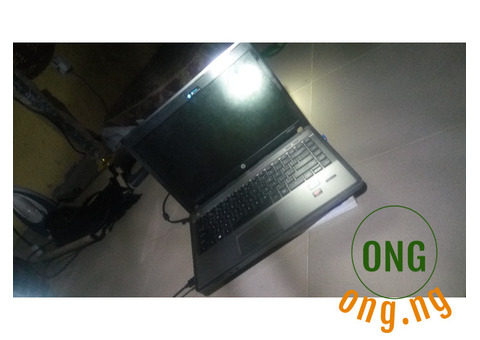 Fairly used HP laptop