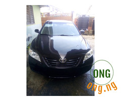 Foreign used Toyota muscle 2009 model is up for grab........