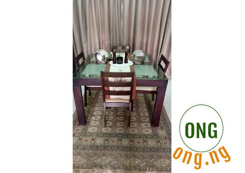 Relocation Sale: Dining Table