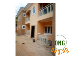 4 flats of 3bedroom ensuite with CofO for sale at N45 Enugu
