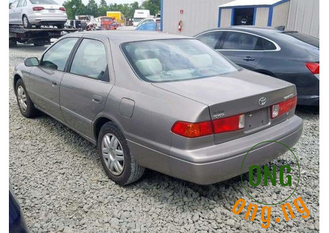 Clean and sound toyota camry