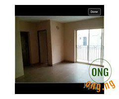 3 bedroom flat in a gated estate