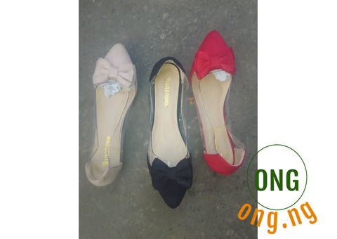 Affordable ladies shoes, Sneakers e.t.c #3,000 - #10,000