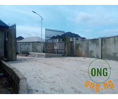 Land For Sale in Omole Phase 2
