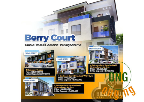 House For Sale in Omole Phase 2