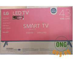 LG Smart LED TV 43""