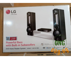 LG Power Bass Home Theater