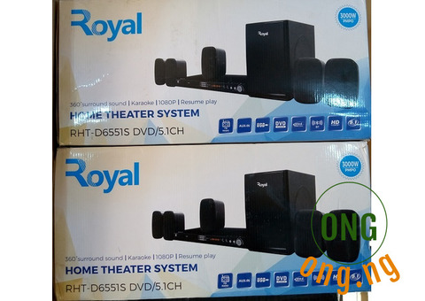 Royal Home Theater System
