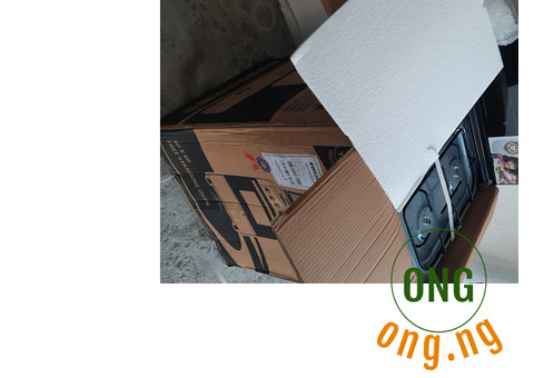 Brand new cooking gas with oven
