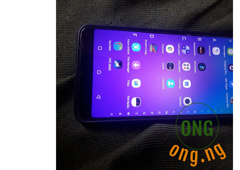 Clean and Neatly Used Infinix Hot 6 for Sale