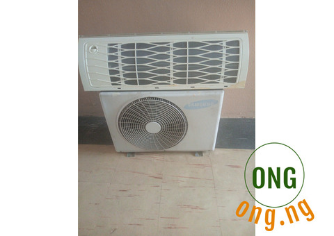 Fairly used air conditioner for sale