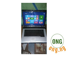 Clean Toshiba satellite dual core intel