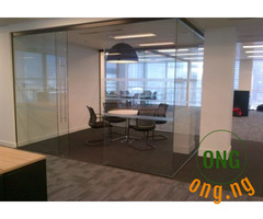 Frameless glass(Tempered doors and cubicle)