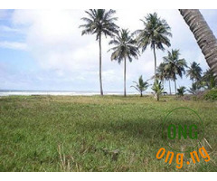 BEACH FRONT LAND FOR SALE IN GHANA