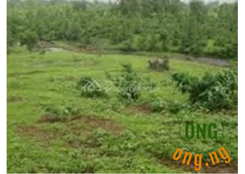 Plots of Land for sale in a serene and secure environment