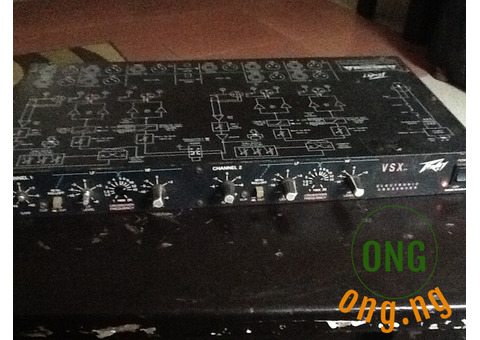 Peavey Electronic Crossover