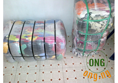 First hand Australia used bale clothes in large quantities