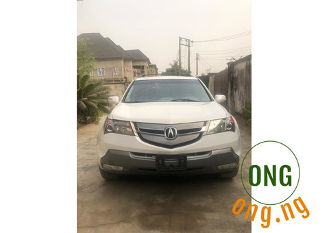 MDX ACURA 2008 UP FOR GRAB