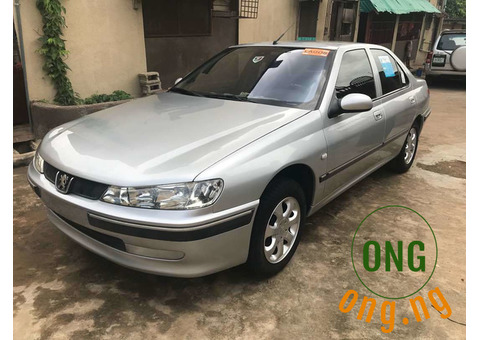 Peugeot 406 for sale with the full option