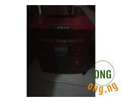 Qlink 5000 voltage stabilizer