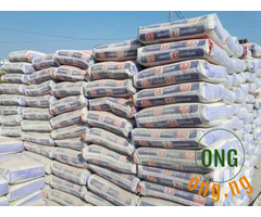 Dangote Cement For sale Factory auction sales