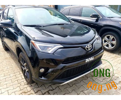 Toyota RAV4 2016 model