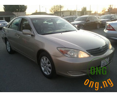 Clear Toyota Camry big Daddy for sale.