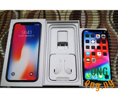 I Phone X Available for sale