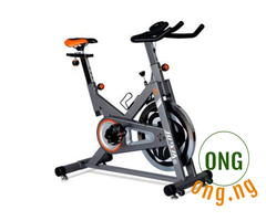 Spinning exercise bike