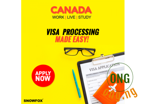 STUDY, WORK AND LIVE IN CANADA (SNOWFOX)