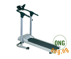 Manual non electrical treadmill