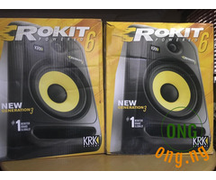 KRK ROKIT 6 G3 Pair - Studio Monitor Speakers
