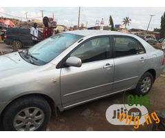 Toyota corolla for Hire