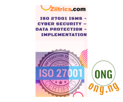 ISO 27001 ISMS - Cyber Security