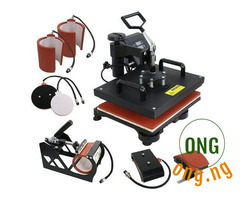 Combo 5 in 1 Heat Press Machine