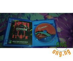 FIFA 20 available for sale