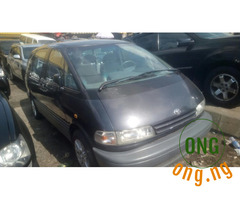 Toyota previa available for sale