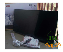 "49"" LG ultra HD plasma tv"