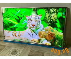 "Original Samsung 40""Ultra HD flatscreen TV"