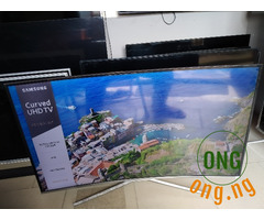 "50"" Samsung Ultra HD flatscreen TV"