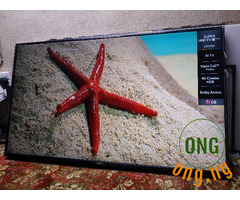 "LG 50"" UHD Flat screen LED TV"