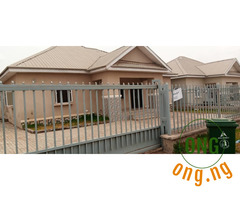 3 bedroom available for rent at lugbe, abuja